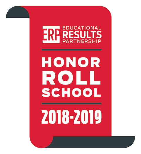 ERP Honor Roll School 2018-2019